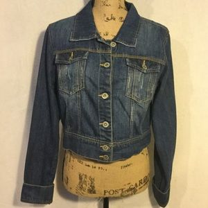 Highway Jeans Mid waist Jean Jacket